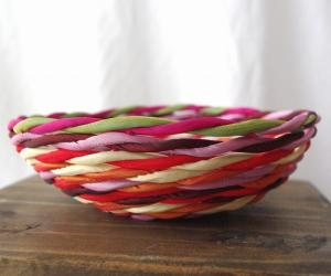 silk basket