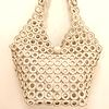 Ring Shoulder Bag * ivory