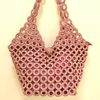 Ring Shoulder Bag * move pink
