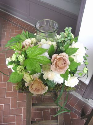 Bridal Flower-Entrance